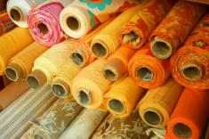 orange materials